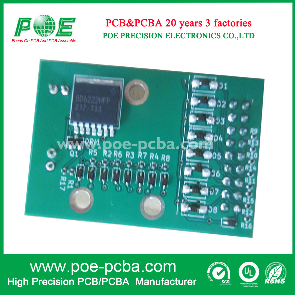 assembly pcb electronic components usb flash drive pcba