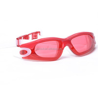 silicone swimming goggles with diopter