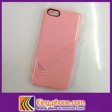 High Quality Ultra Thin Glossy TPU Clear Case For Iphone5,ultra thin tpu case