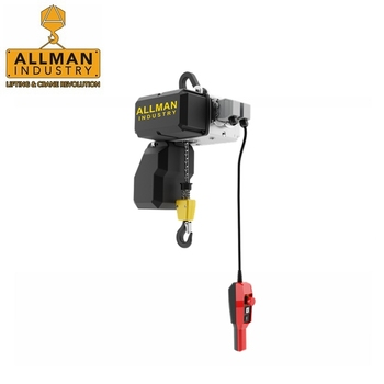 ALLMAN 2018 New Design Europe model electric chain hoist