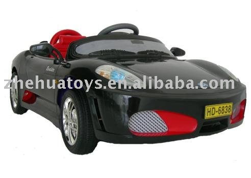Ride On Car with R/C support MP3 Music Player