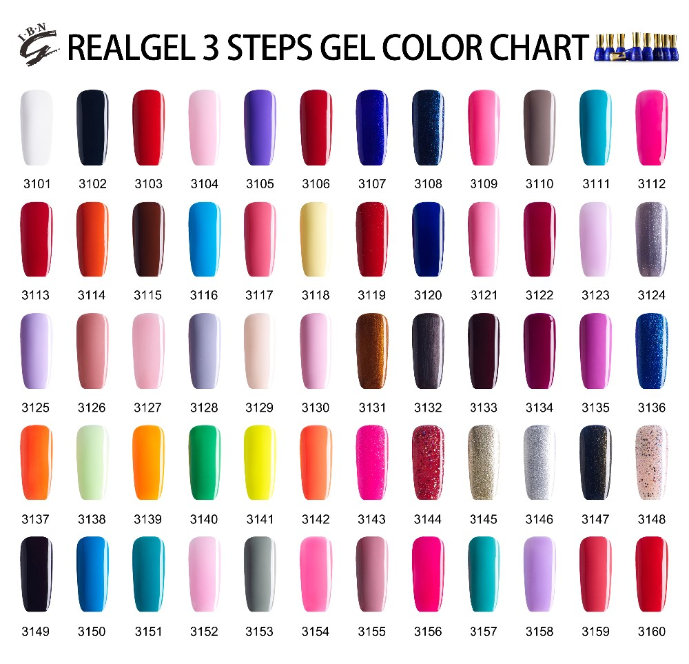 60 Color Real Gel Soft Gel Nail Polishnail Polish Gel Buy Led Gel