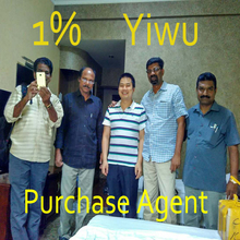 China Yiwu Sourcing Buying Professional Best Daily Purchasing Agent with Low Commission yiwu agent