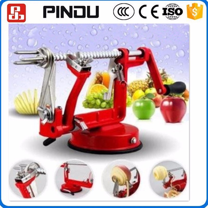 <strong>apple</strong> peeling and slicing cutting machine
