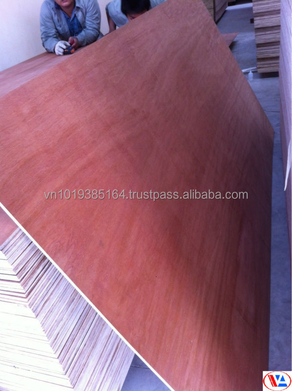 Commercial Plywood from Vietnam