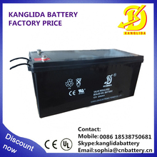 home solar systems lead acid storage 12v 220ah solar battery ups battery