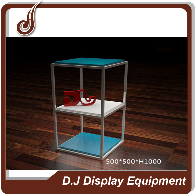 retail store customized size FR-MDF material jewellery showroom display rack designs