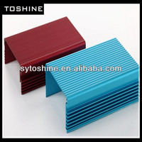 2014 Hot sale aluminum extrusion box from manufacturer