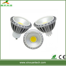 Cob 5w led spotlight mr16 bulb light with dimmable high tech design