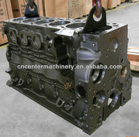Cummins Engine ISDe Cylinder Block 4946586