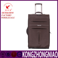 wholesale China Factory fashion oxford travel wheel 360 degree luggage suitcase hand luggage