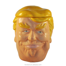 Personalized Donald Trump USA President Face Mug Coffee Tea Cup