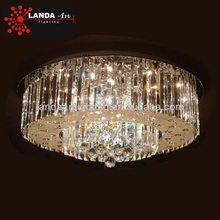 Classic Crystal Ceiling Lamp with K9 crystal many models available
