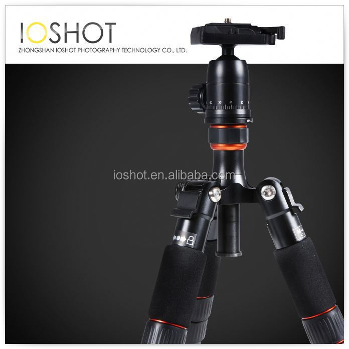 Mobile Phone Camera Tripod Monopod Stand With Adjustable Leg