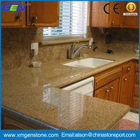 Modern kitchen design man made stone bar granite countertops
