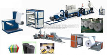 Hot sale PS Formed Plastic Sheet Extrusion Machine, acrylic sheet production line, plastic sheet making machine