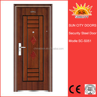Israel steel fire doors with high Quality,reasonable price SC-S051