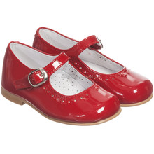 Girls Formal Wedding Leather Shoes Brand School Girls Performance Shoes Bridesmaid Girl Patent Leather Dress Shoes