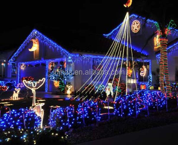 programmable led christmas lights