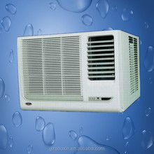 Cooling and heating Window Air Conditioner with R22 and R410A Gas Types