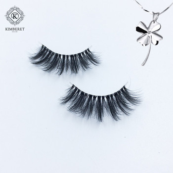 High quality own brand box private label mink eyelashes