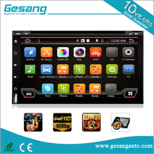 6.95 2 din universal car dvd player android 6.0 car radio