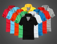 Factory Direct Low Price High Quality Summer Polo T-shirt
