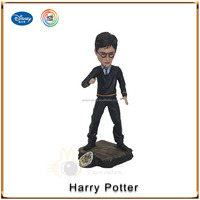 Famous Movie Harry Potter Resin Toy Bobble Heads Figure