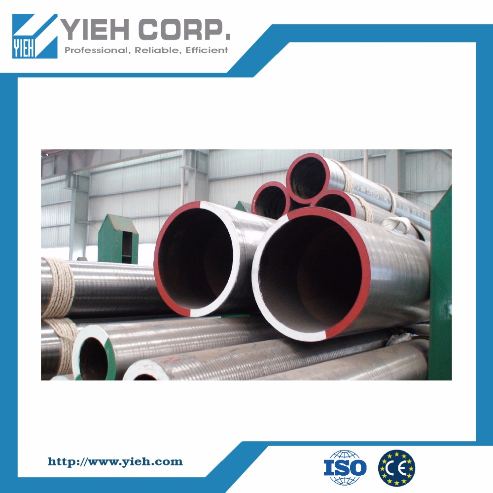 ASTM A213 Carbon Steel Seamless Pipes / Tubes 10 inch carbon steel pipe schedule 40 1200mm diameter carbon steel pipe 14 inch ca