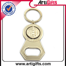 Cheap wholesale car logo bottle opener key chain for promotion