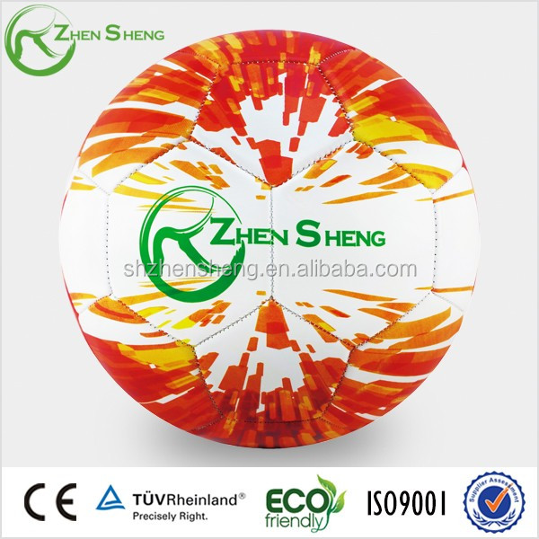 Zhensheng recreational soccer ball for 2018 world cup