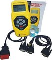 Highend Diagnostic scan tool OBDII auto scanner T79(yellow, multilingual,updateable)