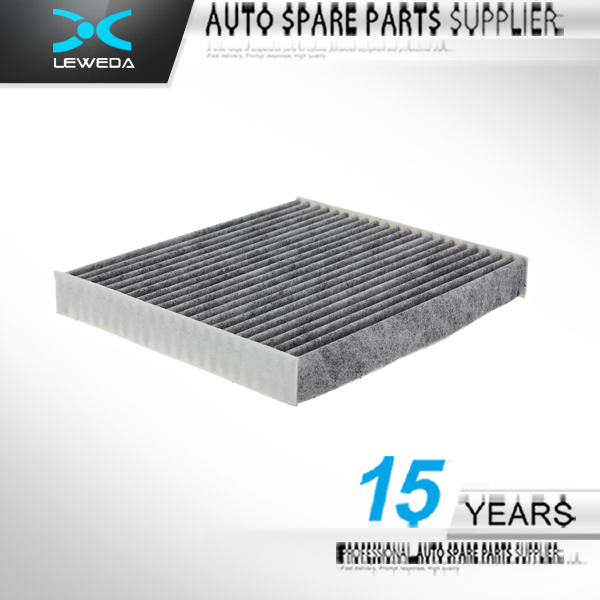 Hot Selling Carbon Cabin Air Filter For TOYOTA CAMRY (HYBRID) HIGHLANDER KLUGER RAV4 FORTUNE LAND CRUISER 87139-52020