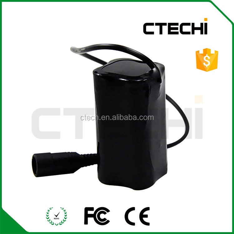 18650 battery 14.8V 15.6Ah rechargeable lithium ion battery for electric scooter