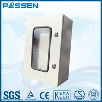 PASSEN Best selling electrical metal panel mounted enclosure cabinets for electronics