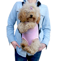 New nylon breathable Pet backpack/dog bag