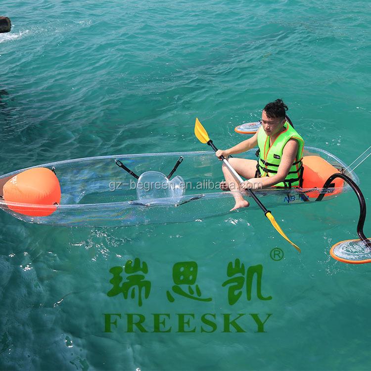 Plastic Kayak Paddle Clear Kayak Make In China Sail Kayak Kayak