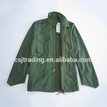 Factory wholesale olive green Alpha M65 Field Jacket