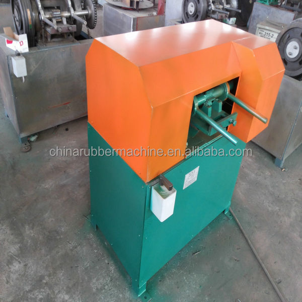 block cutting machine /manufacturing Rubber Raw Material Machinery