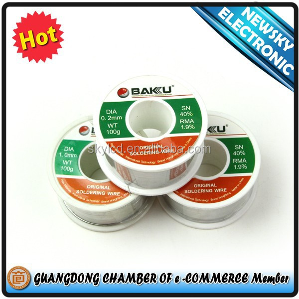 High Quality Super Solder Wire BAKU BK-100g/1000g solder wire