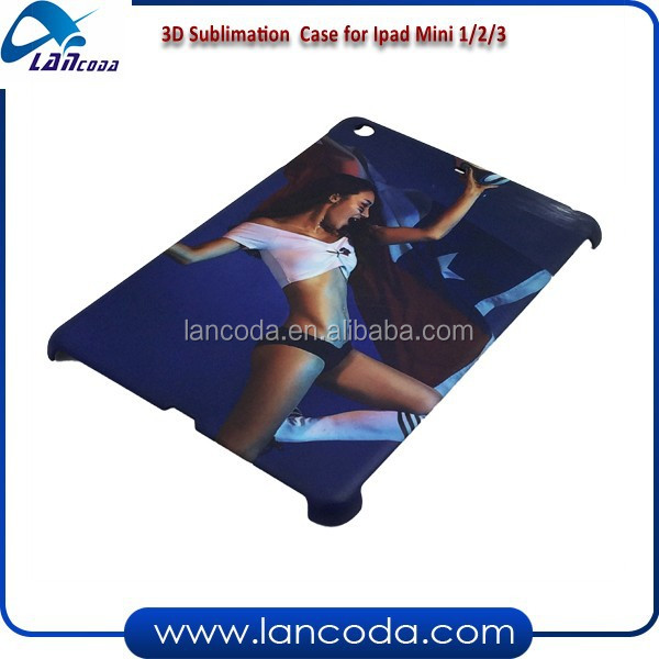 promotional 3d sublimation tablet cover for ipad 1/2/3,sublimation blank cover,sublimation tablet case