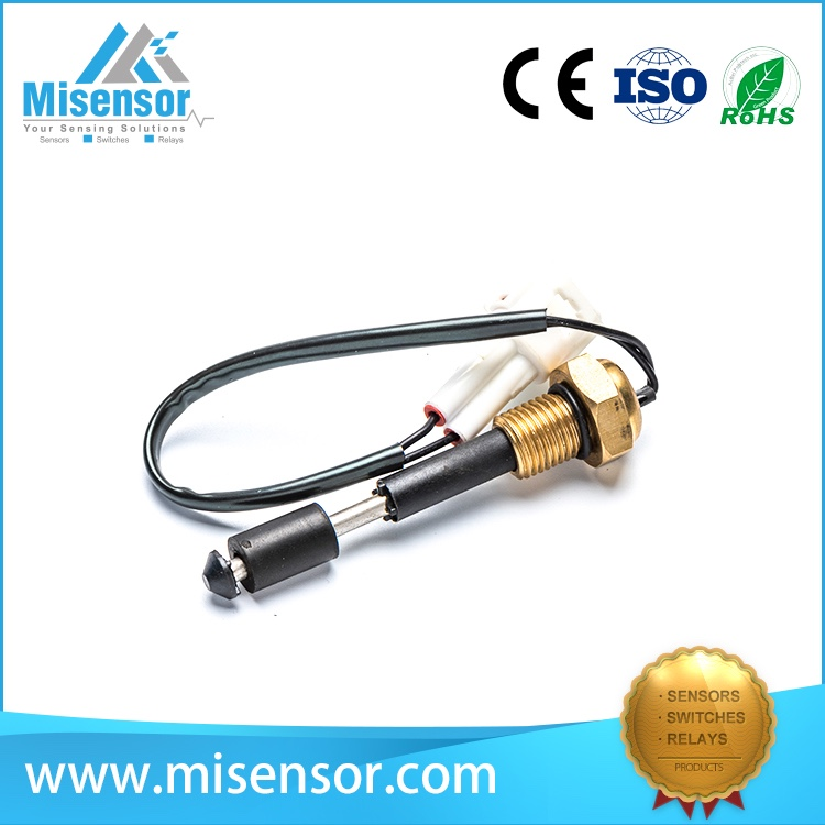 Fuel tank motorcycle fuel level sensor