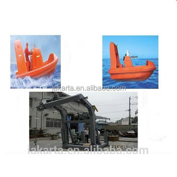 outboard engine rescue boat