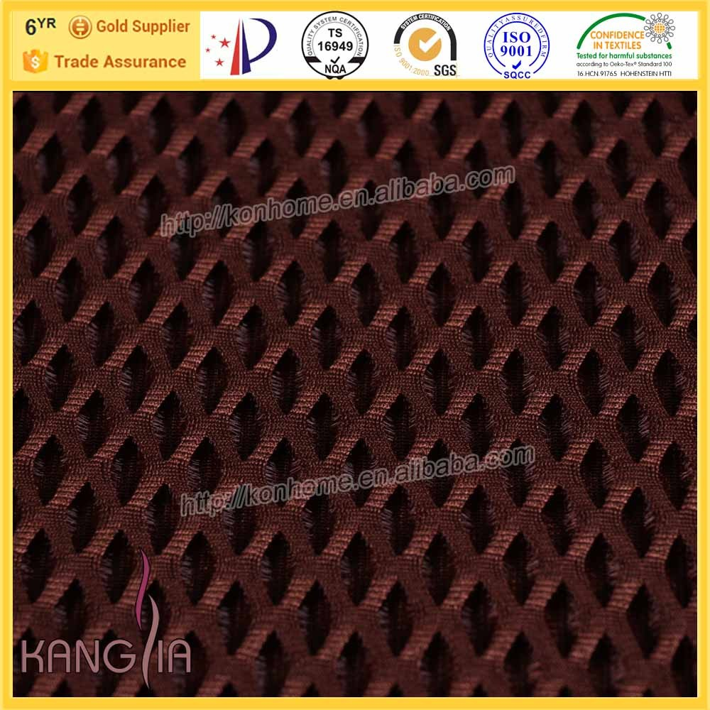 3D Spacer Air Mesh Fabric for Car Pad Ventilation