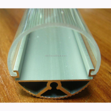 Extrusion aluminium lamp shade