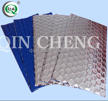 Aluminum foil bubble roof insulation material Non flammable insulation