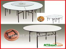 2012 Hot Sale Round Folding Dining table