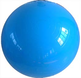 explosionproof PVC ball gim exercise ball for yogo