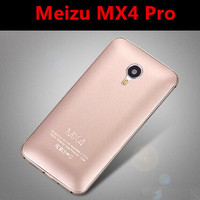 Newest high end design luxury metal aluminum protective cover case for meizu mx4 pro case original cover battery protector in st
