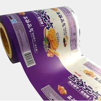 Customized Printed Food Potato Chips Packaging